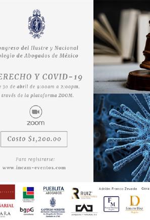 Congreso Derecho y Covid-19