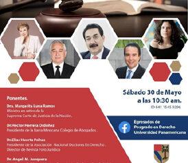 """Retos y futuros de la abogacía en México después de Covid-19"""" ¿renacer, trascender o morir?"""