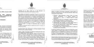 Comunicado sobre: La Designación del Titular de la Prodecon.