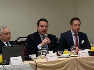 Desayuno de trabajo en conjunto con ANADE y BMA Política Nacional Anticorrupción