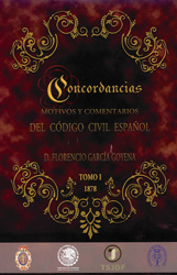 Concordancias, motivos y comentarios del Código Civil Español