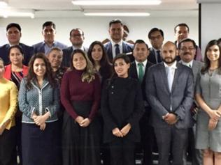 Diplomado de derecho Tributario 2020 de la Academia Mexicana de Derecho Fiscal y nuestro Colegio