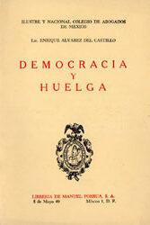 Democracia y Huelga
