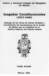 Juzgados Consitucionales (1813-1848)